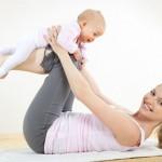 内緒にしたい!産後太り予防骨盤調整トレーニング術