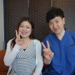神戸市在住のプレママさんが来院されました!