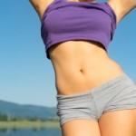 産後ダイエットで大成功?食事と姿勢、水の摂取方法について