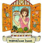mamaluxeの姉妹ブランドのmamaluxe homeが始動!!